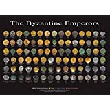 The Byzantine Emperors Coins Poster