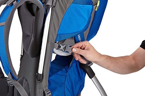 Thule Sapling Child Carrier, Slate/Cobalt by Thule (Image #9)