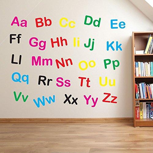large alphabet decals - 7