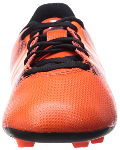 adidas X 15.4 FXG J - Botas para niño Naranja / Rojo / Negro / Blanco