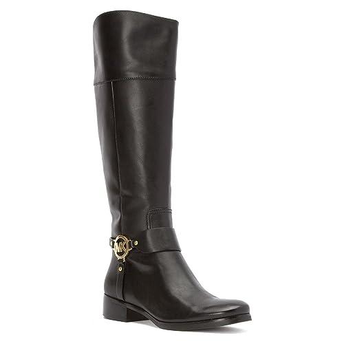 a30571ee237 Amazon.com | Michael Michael Kors Fulton Harness Boot Women US 5 ...