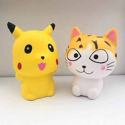 Amazon.com: Bonito juguete de cachorro de pájaros y gatos ...