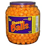 Utz Cheese Balls Barrel, 23 Ounce