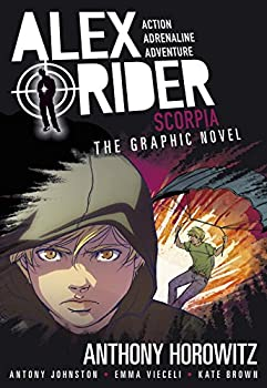 Scorpia: The Graphic Novel 0763692573 Book Cover