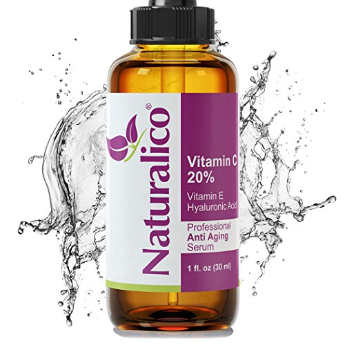 Naturalico Organic Vitamin Serum Hyaluronic