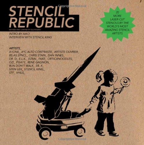 Stencil Republic ebook