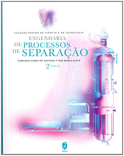Engenharia de Processos de Separação