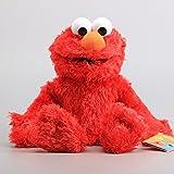 Sesame Street Elmo Hand Puppet 14 Inch Toddler Stuffed Plush Kids Toys by kidsheaven