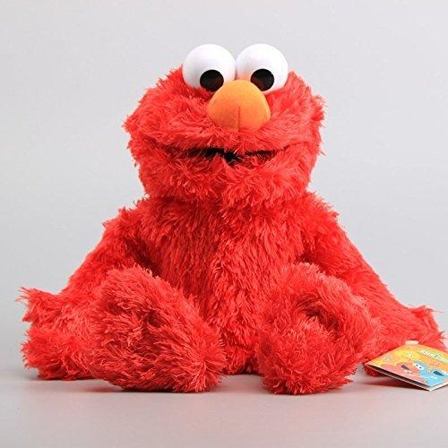 Sesame Street Elmo Hand Puppet 14 Inch Toddler Stuffed Plush Kids Toys