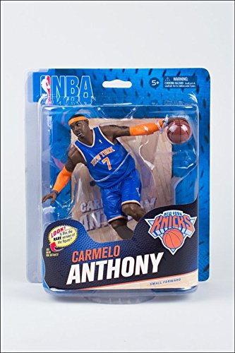 McFarlane Toys NBA Series 23 Carmelo Anthony Action Figure by McFarlane