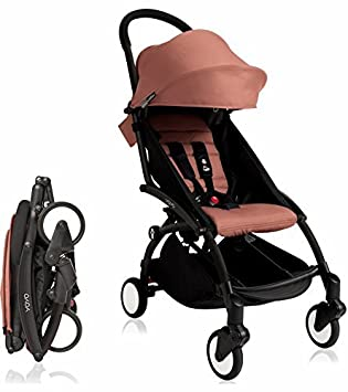 Yoyo Stroller 2017 by Baby Zen – Newest Model Rain Cover Included Ginger