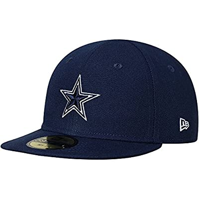 Dallas Cowboys New Era Infant My First 59FIFTY Fitted Hat Navy