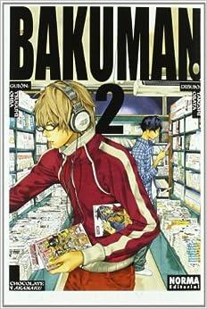 BAKUMAN 02 (CÓMIC MANGA)