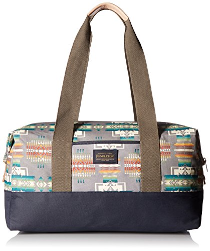 Pendleton Women's Canopy Canvas Weekender Accessory, -Chief Joseph Grey, One Size (Weekender Canopy)
