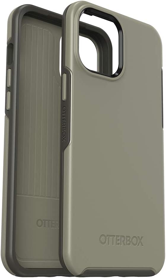 OtterBox Symmetry Series Case for iPhone 12 Pro Max - Earl Grey (VETIVER/Climbing Ivy)