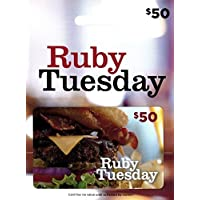Deals on $50 Ruby Tuesday Gift Card