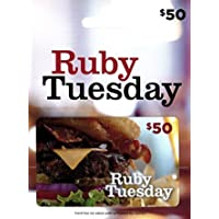 $50 Ruby Tuesday Gift Card