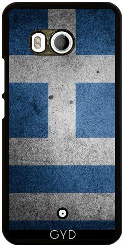 Funda para Htc U11 - Bandera De Grecia by WonderfulDreamPicture