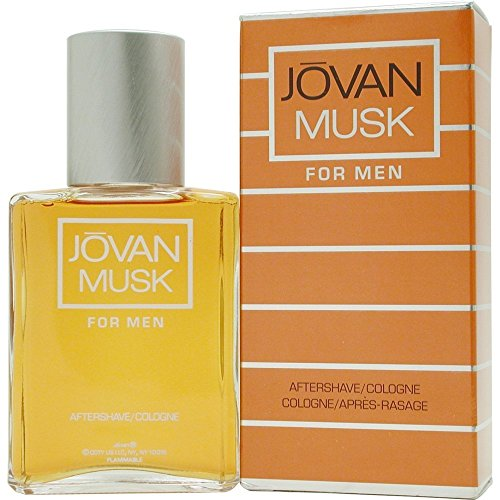 (Jovan Musk By Jovan For Men. Aftershave Cologne 8)
