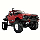 remote control 18 wheeler trucks - Yezijin Remote Control Car, 1:16 WPL C14 Scale 2.4G 2CH 4WD Mini Off-Road RC Semi-Truck RTR Kids Climb Truck