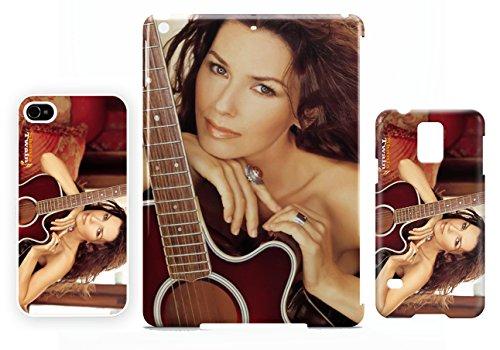 Shania Twain iPhone 4 / 4S cellulaire cas coque de téléphone cas, couverture de téléphone portable