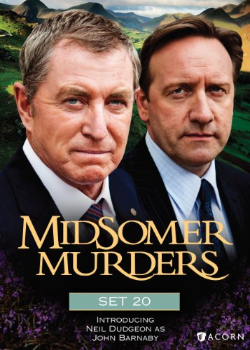 Midsomer Murders Set 20 Master Class The Noble Art