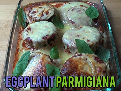 Eggplant Parmigiana ()