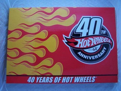 40th Anniversary Set (Hot Wheels 40th Anniversary - 40 Car)