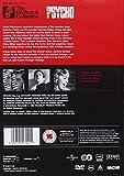 Alfred Hitchock: The Essential Collection (Rear Window / The Birds / Vertigo / Psycho) [DVD]