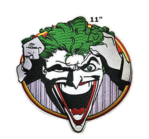 The Joker Pulling Hair - 11