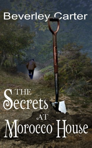 book cover of The Secrets At Morocco House
