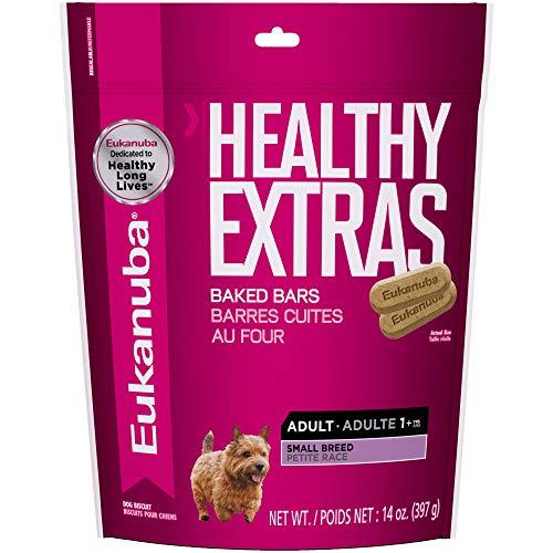 (Eukanuba Healthy Extras Adult Small Breed Dog Treats 14 Ounces)