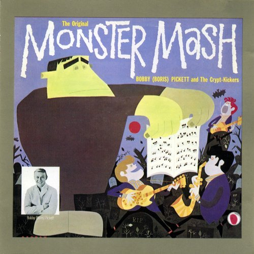 Bobby 'Boris' Pickett and the Crypt-Kickers - Monster Mash