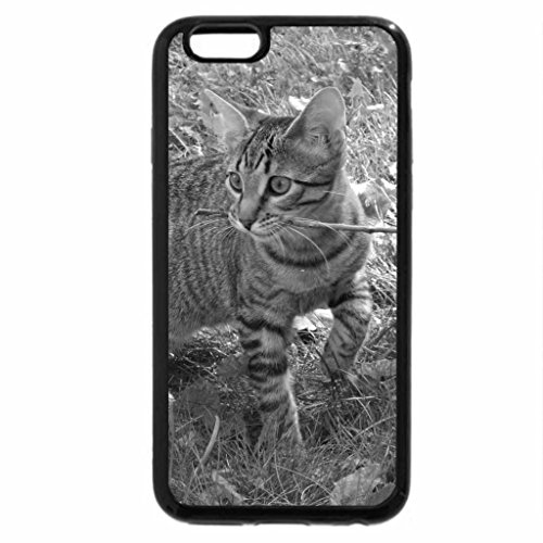 iPhone 6S Case, iPhone 6 Case (Black & White) - I'm not a dog...why am I fetching!