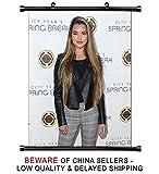 Paris Berelc Actress Fabric Wall Scroll Poster (32 x 40) Inches