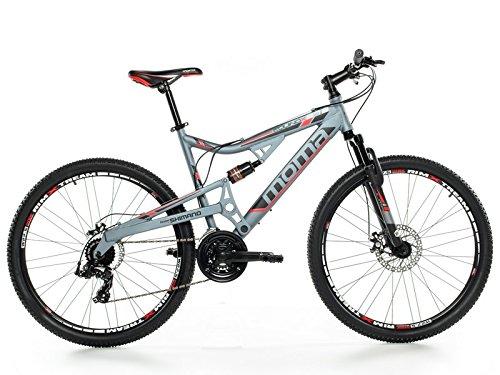 """15 opinioni per Bicicletta Montagna Mountainbike 27,5"""" MTB SHIMANO, alluminio, doppio disco e"""