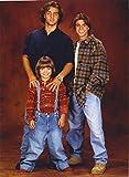 Posterazzi Brotherly Love Cast Men wearing Denim Jeans Photo Print (8 x 10)