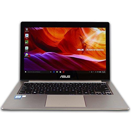 CUK ASUS Zenbook UX303UB 13 inch Ultrabook Laptop (i7-6500U CPU, QHD screen, 12GB RAM, 1TB SSD, NVidia GT 940M graphics, Windows 10) - 2016 Mobile Notebook PC