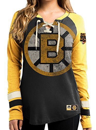 Boston Bruins Women's NHL Majestic