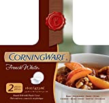 CorningWare French White Pop-Ins 16-Ounce Round