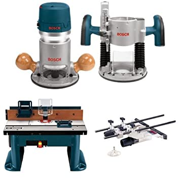 Bosch 1617evspk 12 amp 2 14 horsepower plunge and fixed base bosch 1617evspk 12 amp 2 14 horsepower plunge and fixed base variable greentooth Images