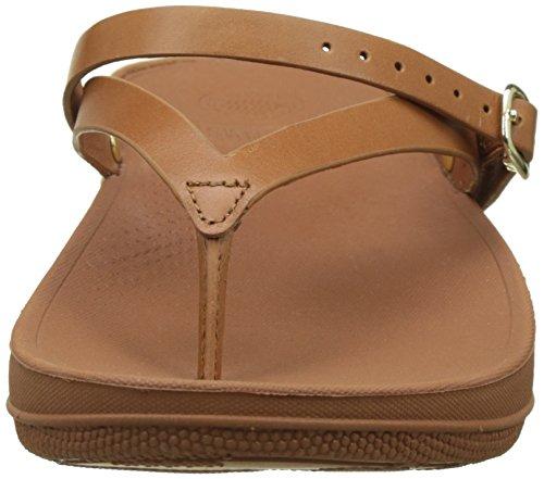 Vibrazione Fitflop Donne Caramello Sandalo