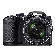 Nikon VNA951GA B500 Coolpix Digital Compact Camera – Black