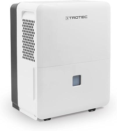 TROTEC TTK 30 S D/éshumidificateur dair D/éshumidificateur Portable D/éshumidification max Absorbeur dhumidit/é pour 15 m/² max. 12 l//j D/éshumidificateur Electrique