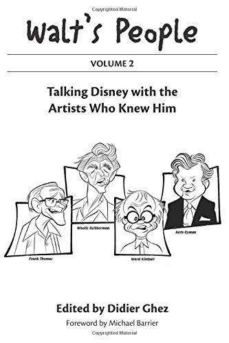 Download Walt's People: Volume 2: Talking Disney with the Artists Who Knew Him pdf epub