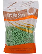 300g 10Types Depilatory Hard Wax Beans, Paper-free Solid Wax Beans Beauty Tools Arm Body Bikini Hair Removal Wax Beans, Painless Rapid Hair Removal Wax Beans(10#)