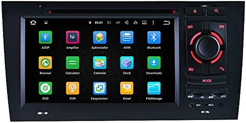 TOPNAVI 7 Inch Android 8 0 Car DVD Stereo Player Head unit