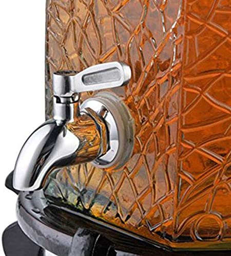 vin pour la maison et les f/êtes boissons froides jus JINNAI Robinet de rechange en acier inoxydable 304 pour distributeur de boissons