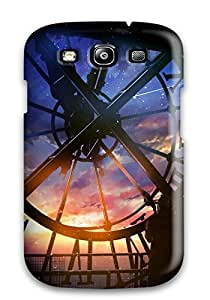 Nora K. Stoddard's Shop 2015 2935538K72962302 Ultra Slim Fit Hard Case Cover Specially Made For Galaxy S3- Timelapse