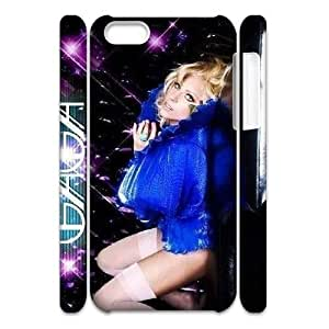 C-EUR Diy 3D Case Lady Gaga for iPhone 5C